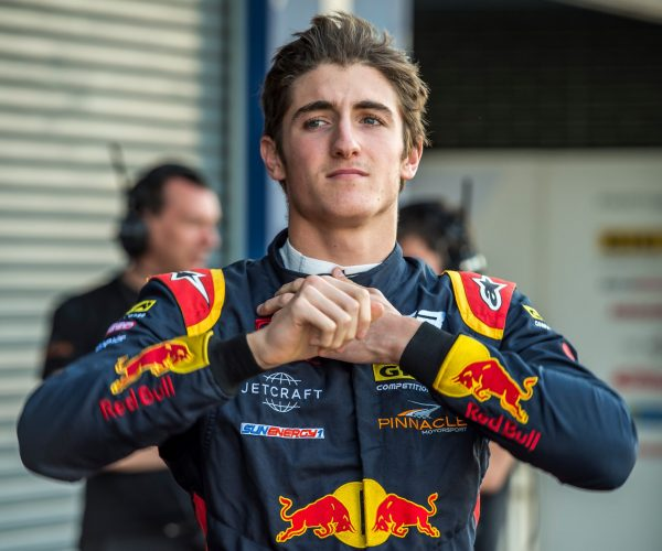 Jack Doohan poses for a portrait during round five of the F3 Asian Winter Championship at Chang International Circuit, Thailand on Feb 21-24, 2020. // Dutch Photo Agency/Red Bull Content Pool // AP-236VSYFJ51W11 // Usage for editorial use only //